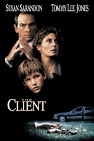 The Client - DVD movie cover (xs thumbnail)