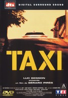 Taxi - French DVD cover (xs thumbnail)