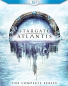 """Stargate: Atlantis"" - Blu-Ray cover (xs thumbnail)"