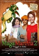 Hexe Lilli - Die Reise nach Mandolan - Italian Movie Poster (xs thumbnail)