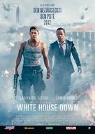 White House Down - Czech Movie Poster (xs thumbnail)
