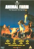 Animal Farm - British DVD movie cover (xs thumbnail)