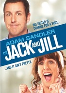 Jack and Jill - DVD cover (xs thumbnail)