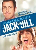 Jack and Jill - DVD movie cover (xs thumbnail)