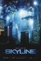 Skyline - Theatrical poster (xs thumbnail)