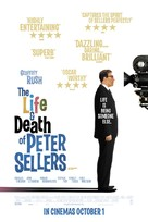 The Life And Death Of Peter Sellers - British Movie Poster (xs thumbnail)
