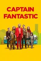 Captain Fantastic - British Movie Cover (xs thumbnail)