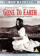 Gone to Earth - British Movie Cover (xs thumbnail)