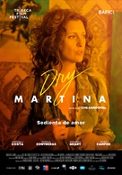 Dry Martina - Argentinian Movie Poster (xs thumbnail)