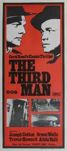 The Third Man - Australian Re-release poster (xs thumbnail)