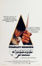A Clockwork Orange - Belgian Movie Poster (xs thumbnail)