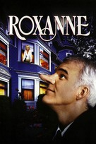 Roxanne - VHS movie cover (xs thumbnail)