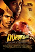 Unstoppable - Turkish Movie Poster (xs thumbnail)