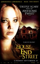 House at the End of the Street - Canadian Movie Poster (xs thumbnail)