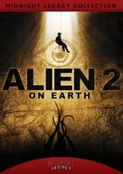 Alien 2 - Sulla terra - DVD cover (xs thumbnail)