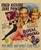 Royal Wedding - Movie Poster (xs thumbnail)