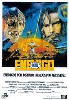 Enemy Mine - Spanish Movie Poster (xs thumbnail)