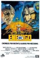 Enemy Mine - Spanish Movie Poster (xs thumbnail)