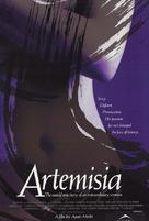Artemisia - Canadian Movie Poster (xs thumbnail)