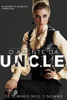 The Man from U.N.C.L.E. - Brazilian Character poster (xs thumbnail)
