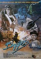Biggles - Swedish Movie Poster (xs thumbnail)