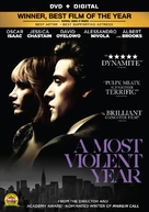 A Most Violent Year - DVD cover (xs thumbnail)