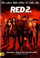 RED 2 - Hungarian DVD movie cover (xs thumbnail)