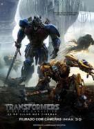 Transformers: The Last Knight - Brazilian Movie Poster (xs thumbnail)