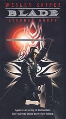 Blade - VHS cover (xs thumbnail)