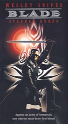 Blade - VHS movie cover (xs thumbnail)