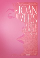 Joan Rivers: A Piece of Work - Movie Poster (xs thumbnail)