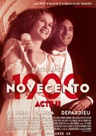 Novecento - French Re-release movie poster (xs thumbnail)