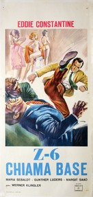 Hoppla, jetzt kommt Eddie - Italian Movie Poster (xs thumbnail)