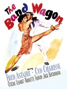 The Band Wagon - DVD movie cover (xs thumbnail)