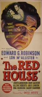 The Red House - Australian Movie Poster (xs thumbnail)