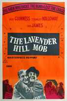 The Lavender Hill Mob - Australian Movie Poster (xs thumbnail)