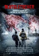 Blutgletscher - German Movie Poster (xs thumbnail)