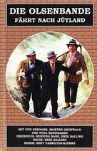 Olsen-banden i Jylland - German Movie Cover (xs thumbnail)