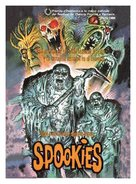 Spookies - British Movie Cover (xs thumbnail)