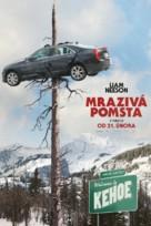 Cold Pursuit - Czech Movie Poster (xs thumbnail)