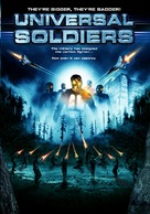 Universal Soldiers - Movie Cover (xs thumbnail)