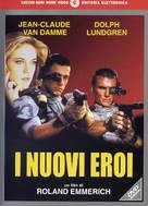 Universal Soldier - Italian DVD cover (xs thumbnail)