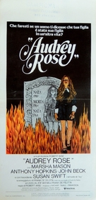 Audrey Rose - Italian Movie Poster (xs thumbnail)