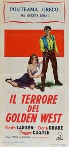 Son of Belle Starr - Italian Movie Poster (xs thumbnail)