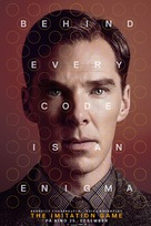 The Imitation Game - Norwegian Movie Poster (xs thumbnail)