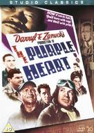 The Purple Heart - British Movie Cover (xs thumbnail)