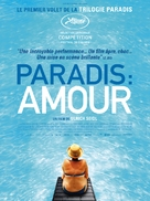 Paradies: Liebe - French Movie Poster (xs thumbnail)