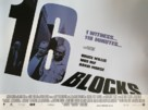 16 Blocks - British Movie Poster (xs thumbnail)