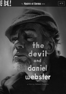 The Devil and Daniel Webster - British DVD movie cover (xs thumbnail)