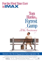Forrest Gump - Re-release movie poster (xs thumbnail)